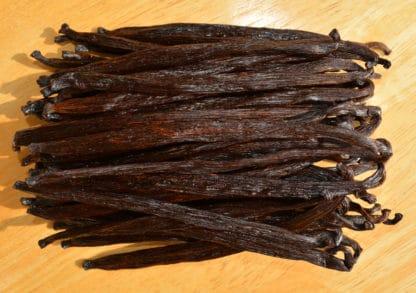 Tahitensis vanilla from Cook islands