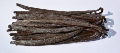 Gousses de vanille de Nouvelle-Calédonie