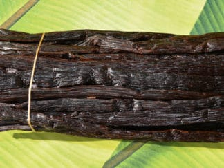 Gousses de vanille du Costa Rica