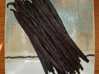 Tahitian vanilla pods