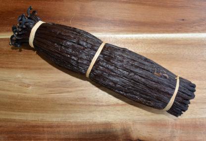 Gousses de vanille de La Réunion