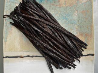 Gousses de vanille du Sri Lanka de 15 à 17cm chez Mohea