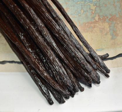 Gousses de vanille du Sri Lanka de 18 à 20cm chez Mohea