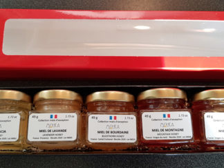 Les miels les plus répandus en France