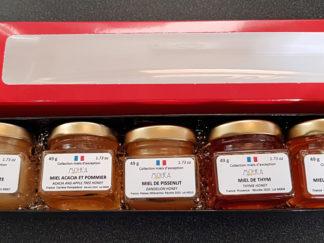 Les miels rares de France