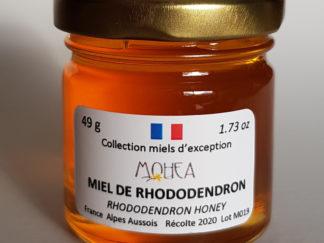 Miel de rhododendron des aples